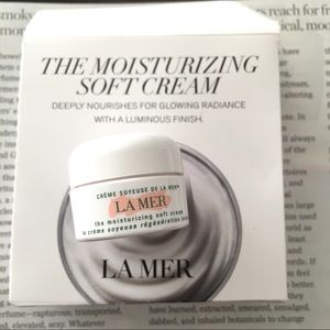 Other - La Mer The Moisturizing Soft Cream